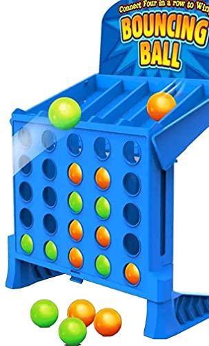 Bouncing Linking Shots Educational Toys 4 gewinnt Action,...