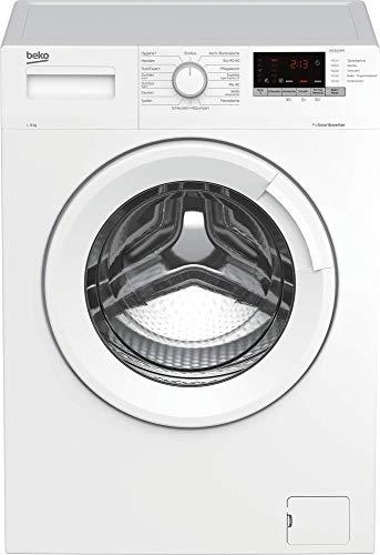 Beko WML81633NP1 Waschmaschine/ 1600 U/min/Pet Hair Removal/ 8...