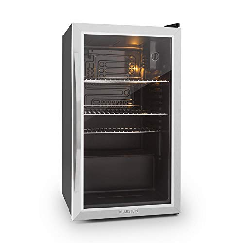 Klarstein Beersafe - Minibar, Mini-Kühlschrank,...