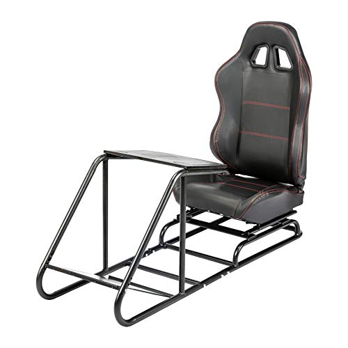 Z ZELUS Rennsportsitz Gamesitz Rennsimulator Raceseat...