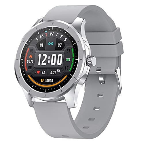 CNZZY MX10 Smart Watch Herren mit Bluetooth Kopfhörer 512M...