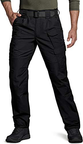 CQR Herren Tactical Hose, Imprägniermittel Ripstop Cargo Pants,...