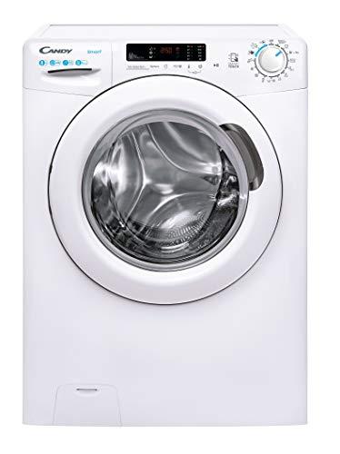 Candy Smart CS 1482DE-S Waschmaschine, 8 kg, 1400 U/min,...