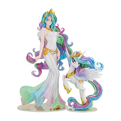 LIANGLMY Figur Vorverkauf Kotobukiya My Little Pony Princess...
