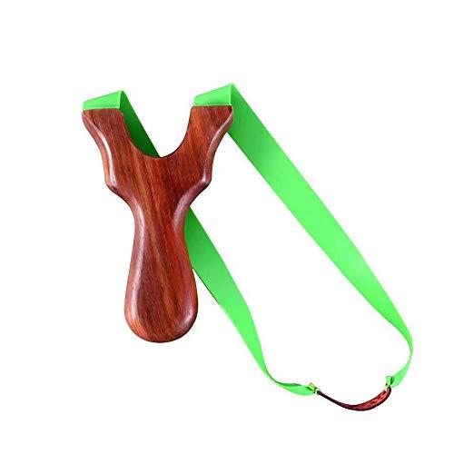 3Z Archery Slingshot Jagd Katapulte mit flachen Gummiband...