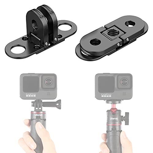 Ulanzi GP-10 GoPro Halterung Mount Monopod Adapter und Basis mit...