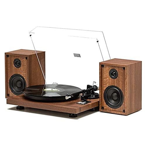 Music Box Plattenspieler Plattenspieler Kabelloser tragbarer...