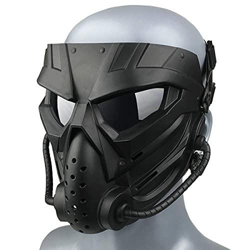 Wwman Paintball Airsoft Maske für den Außenbereich,...