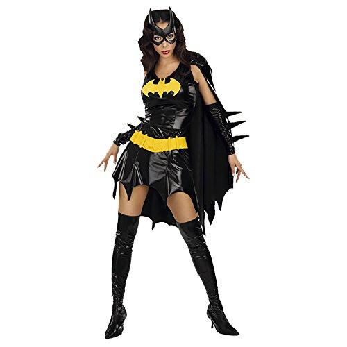 Rubies - Verkleidung Batgirl Damen Kostüm für Erwachsene...