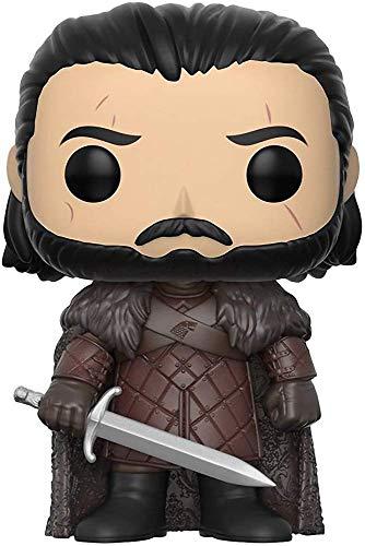 Funko Pop! TV: Game of Thrones - Das Lied von Eis und Feuer - Jon Snow König des Nordens Vinyl...