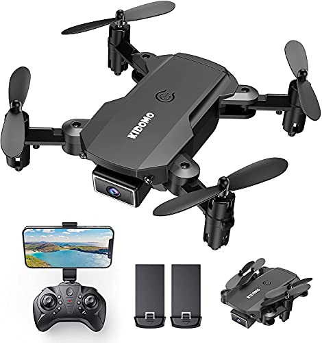 KIDOMO Mini Faltbar Drohne mit 1080P Kamera für Kinder und FPV...
