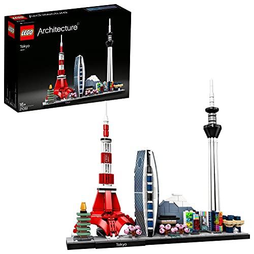 LEGO 21051 Architecture Tokio Skyline-Kollektion, Bausteine,...