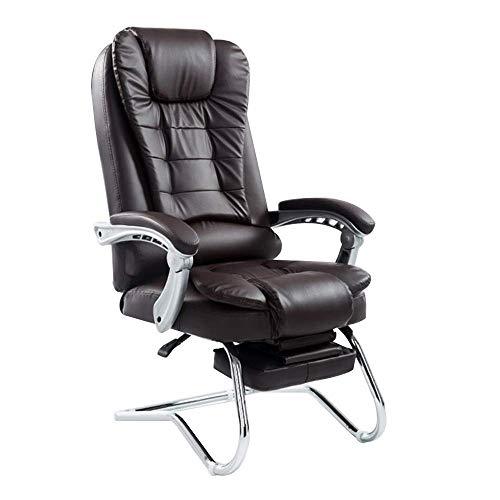 N&O Renovierungshaus Stuhl Pu-Leder Gaming-Schreibtischstuhl mit...