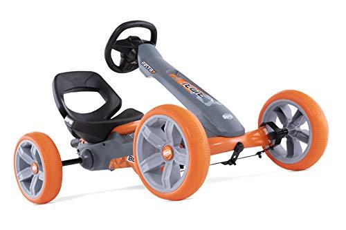 BERG Gokart Reppy Racer | KinderFahrzeug, Tretauto mit Optimale...