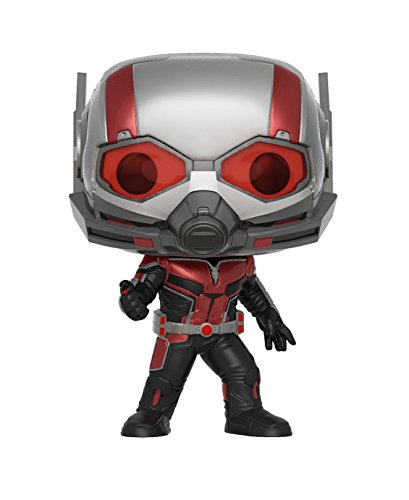 Funko 30724 Marvel The Wasp: Ant-Man w/Chase POP Bobble, Modelle...