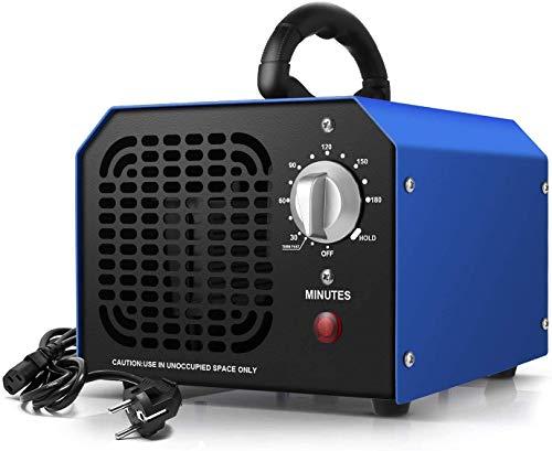 Ozongenerator Ozongerät Geruchsneutralisierer, 6g/h Ozone...