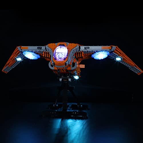 Sungvool LED-Beleuchtungsset für Lego Marvel The Guardians'...