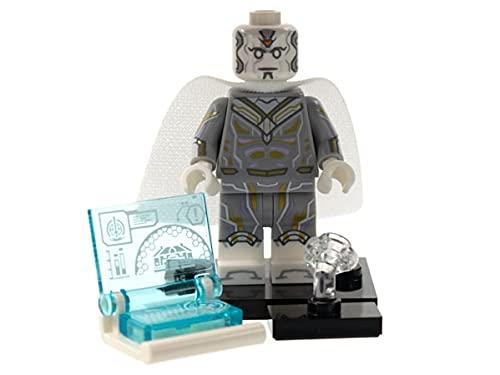 LEGO Marvel Series 1 Vision Minifigur 71031 (Beutel)