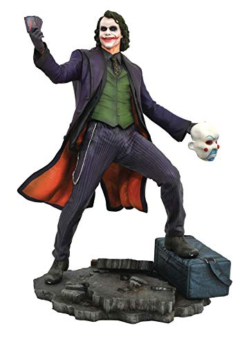 Diamond Select Toys DC Gallery: Batman Dark Knight Movie - Joker...