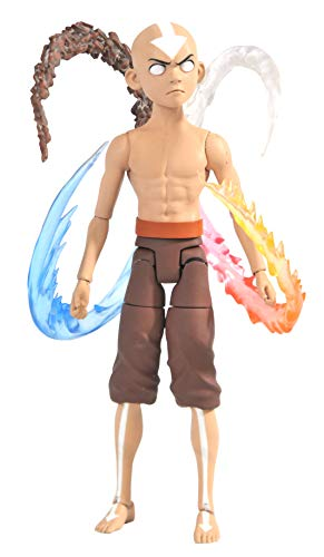 DIAMOND SELECT TOYS Avatar The Last Airbender: Final Battle Aang...