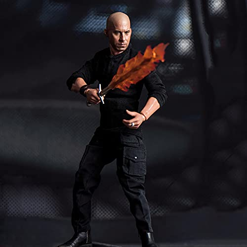 Taisei The Witcher: Enhanced Edition 1/6 Actionfiguren Vin Diesel...