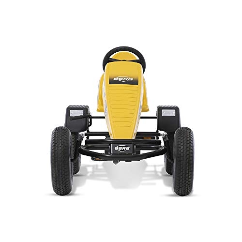 BERG E-Gokart mit XXL-Frame B.Super Yellow | Kinderfahrzeug,...