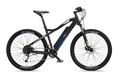 Telefunken E-Bike Mountainbike Elektrofahrrad Alu, 9 Gang Shimano...