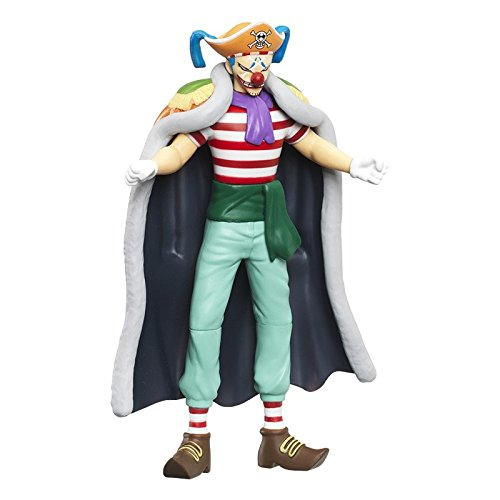 Obyz ObyzSMIFIG013 Abysse One Piece Figur Baggy Actionfigur (12...