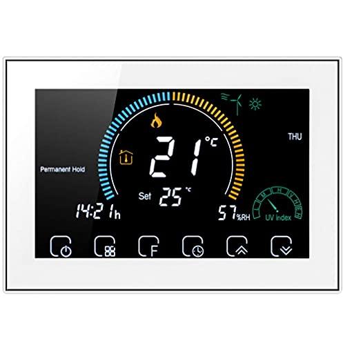 MOSHUO 1 Set Smart Thermostat Heizungssteuerung Wireless WiFi...