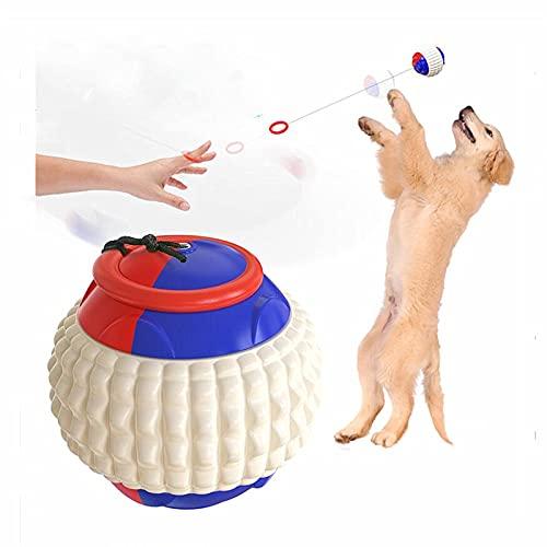QAVILFLY Hundespielzeug, Neuartiger Hundespielzeugball Ball mit...