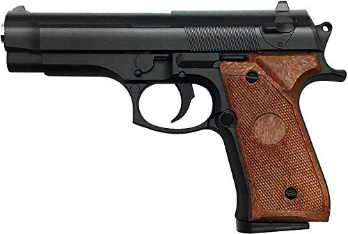 Oramics Softair Pistole – Airsoft unter 0,5 Joule – Vollmetall Softair-Pistole G22 ABS –...