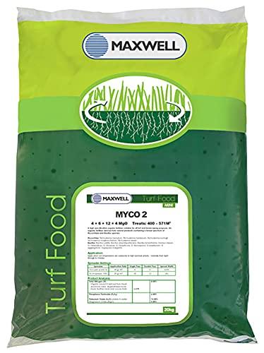 Maxwell Bio Starterdünger organischer Rasendünger Turf Food...