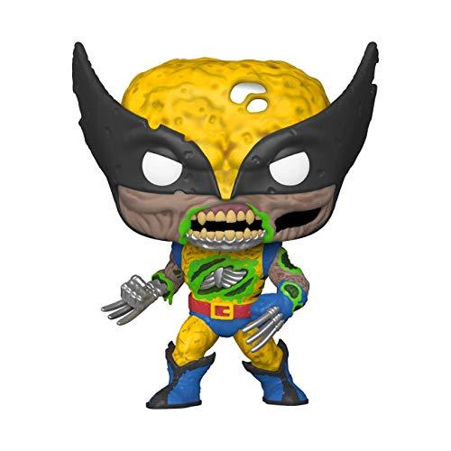 Funko 49123 POP Marvel Zombies-Wolverine Sammelbares Spielzeug,...