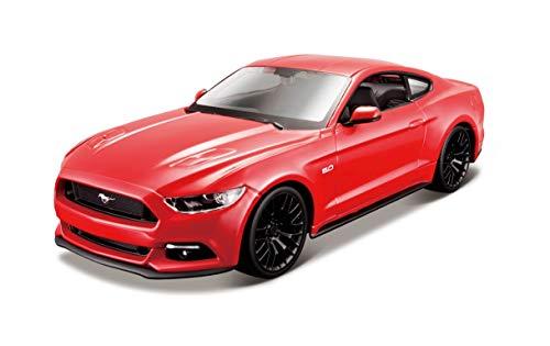 Maisto - Montagesatz für den 2015 Ford Mustang GT, Maßstab 1:24 (39126)