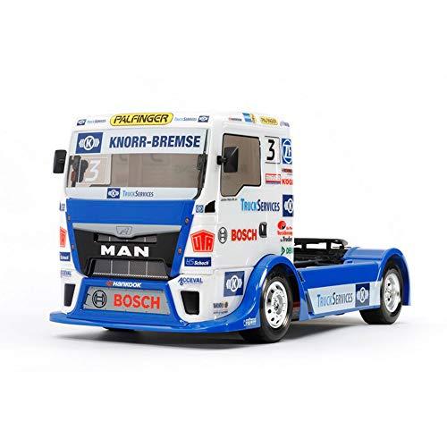 TAMIYA 58632 - 1:14 RC Team Hahn Racing MAN TGS TT-01E,...