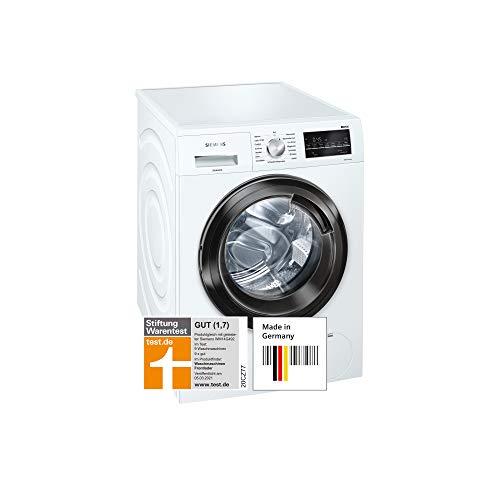Siemens WM14G400 iQ500 Waschmaschine / 8kg / C / 1400 U/min /...