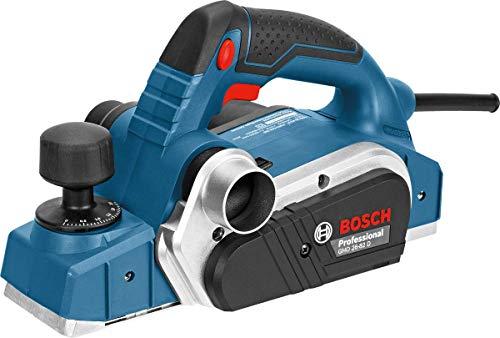 Bosch Professional Handhobel GHO 26-82 D (inkl. Parallelanschlag,...