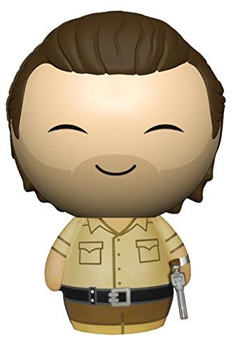 Funko 6162 The Walking Dead 6162 'Dorbz Rick Grimes' Figure