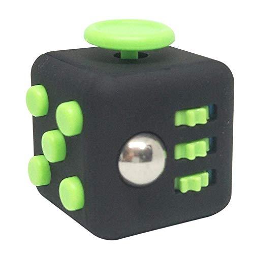 VintageⅢ Fidget Stresswürfel von [1 Stück] Cube gegen Stress,...
