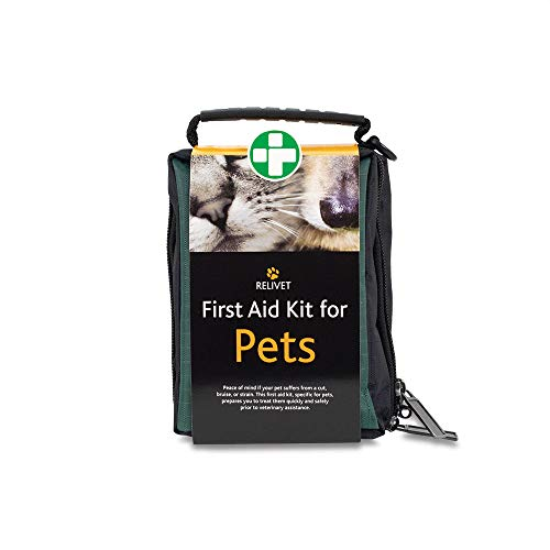 Pet Nap Erste-Hilfe-Set für Hunde oder Katzen, transparent