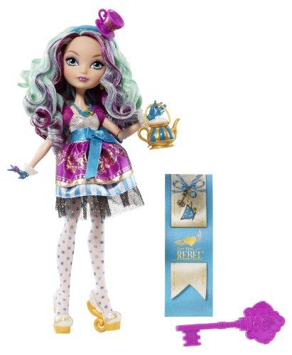 Mattel Ever After High BFW95 - Madeline Hatter, Puppe
