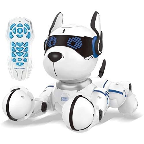 Lexibook DOG01 Power Puppy-My Programmable Smart...