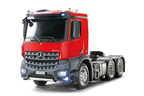 TAMIYA 1:14 RC Truck - LKW Masterwork MB Actros 3363 fertig...
