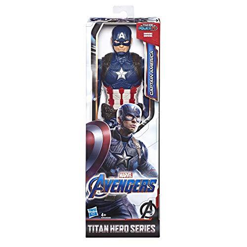 Avengers Endgame Titan Hero Captain America, 30 cm große...