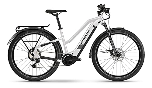 Haibike Trekking 8 Yamaha Elektro Fahrrad 2021 (27.5'...