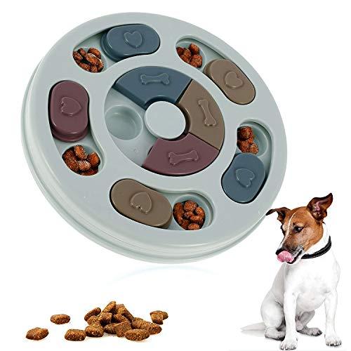 Hund Puzzle Feeder Spielzeug, Intelligenz Puzzle Hundespielzeug,...