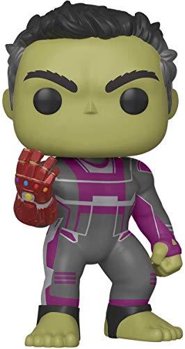 Funko 39743 POP Vinyl: Avengers Endgame-Hulk 6' 3 Pajama Party W2...