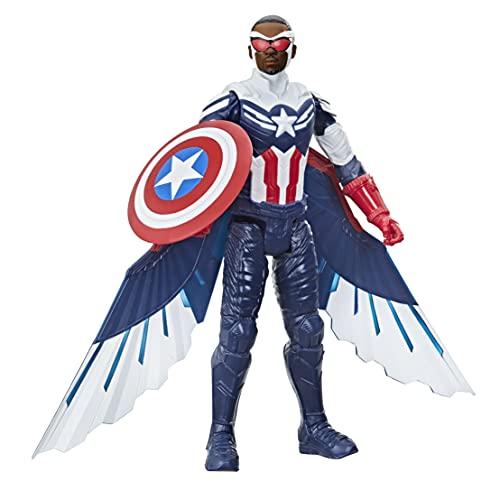 Hasbro F2075 AVN MSE Titan Hero Captain America