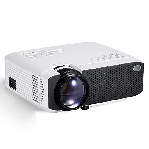 ZHAOHGJ Worth Having - Mini-Projektor D50 / D50s 3D-Heimkino...