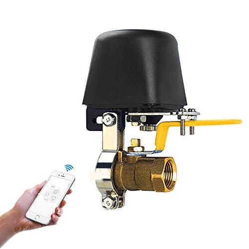 Creechwa WLAN-Smart-Ventil, WiFi-Steuerung, Wasserventil,...